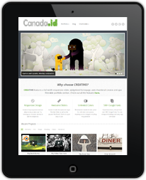 Canada_id_Digital_Marketing_for_Small_Business on iPad