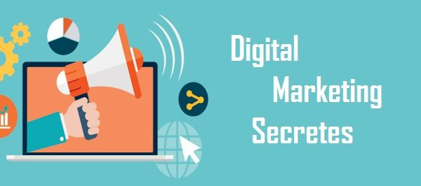 Digital Marketing Secrets